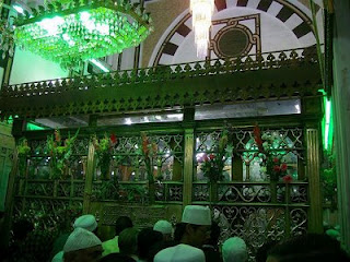 ziarah makam sayyidah nafisah