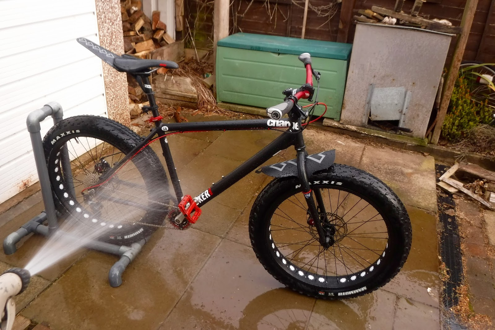 coastrider: Charge Cooker Maxi 1 Alloy Fatbike build £300 + used ...