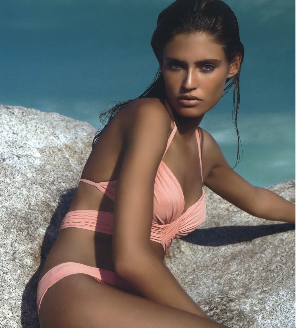 BIANCA BALTI for La Perla Swim 2007