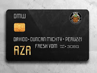 DMW Feat. Davido, Duncan Mighty & Peruzzi - Aza (Instrumental) [Download]