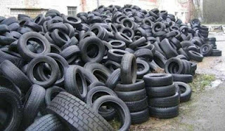 Chinise men import over N5 billion worth of substandard tyres in nigeria arrested