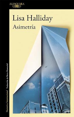 """Lisa Halliday, """"Asimetría"""", Philip Roth, relación hombre mayor con mujer joven"""