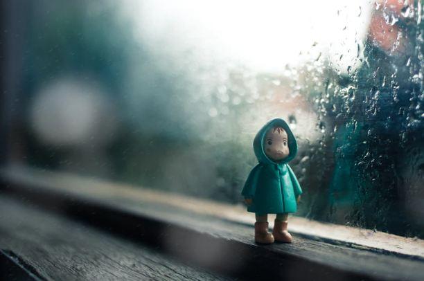 solilokui Kepada Hujan