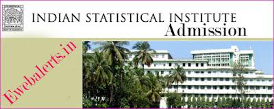 ISI Admission