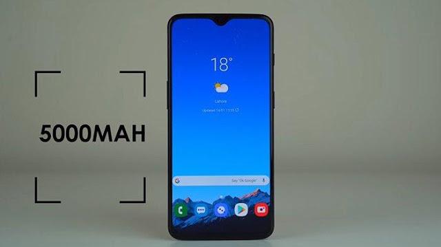Baterai Samsung Galaxy M30
