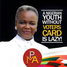 Female Presidential Aspirant, Prof. Mercy Funmilayo Adesanya-Davies Urges Atiku To Step Down For Her