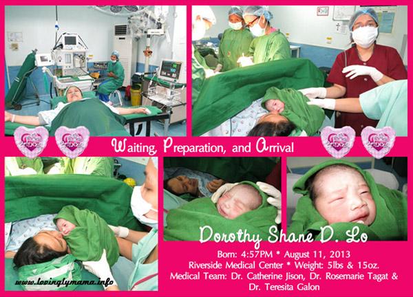 Shane - Riverside Medical Center - childbirth