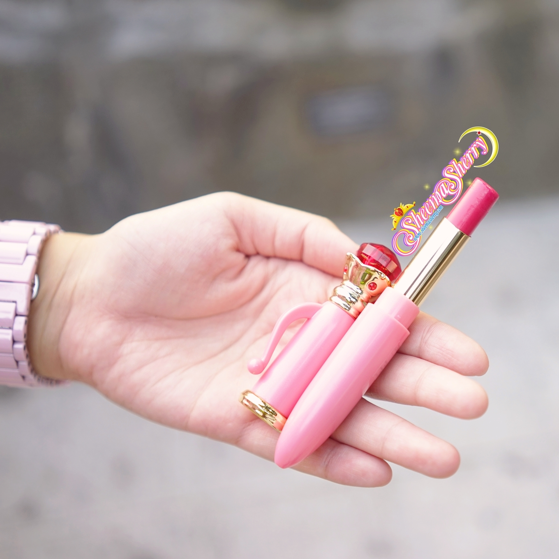 Sheemasherry Sheema Sherry Sailor Moon Miracle Romance Makeup Moisture Rouge Moonlight Memories Usagi Tsukino Creer Beaute