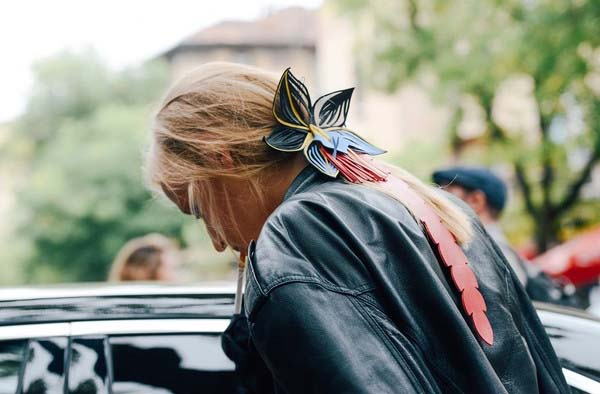 Chic Cheat Corsage Of Action How To Diy A Fendi Giant Flower