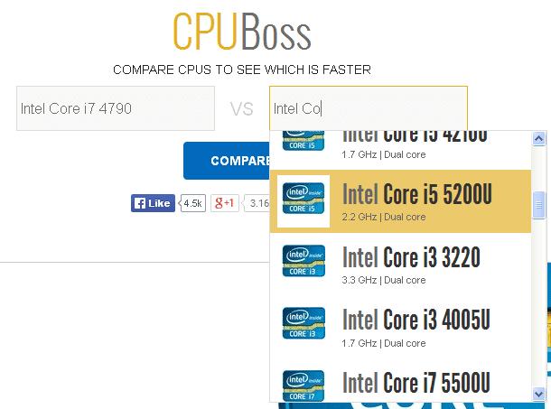 Confrontare processori, schede video e SSD per vedere quale è meglio prima di comprarli ...