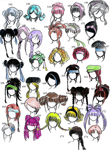 girls hairstyles school cool