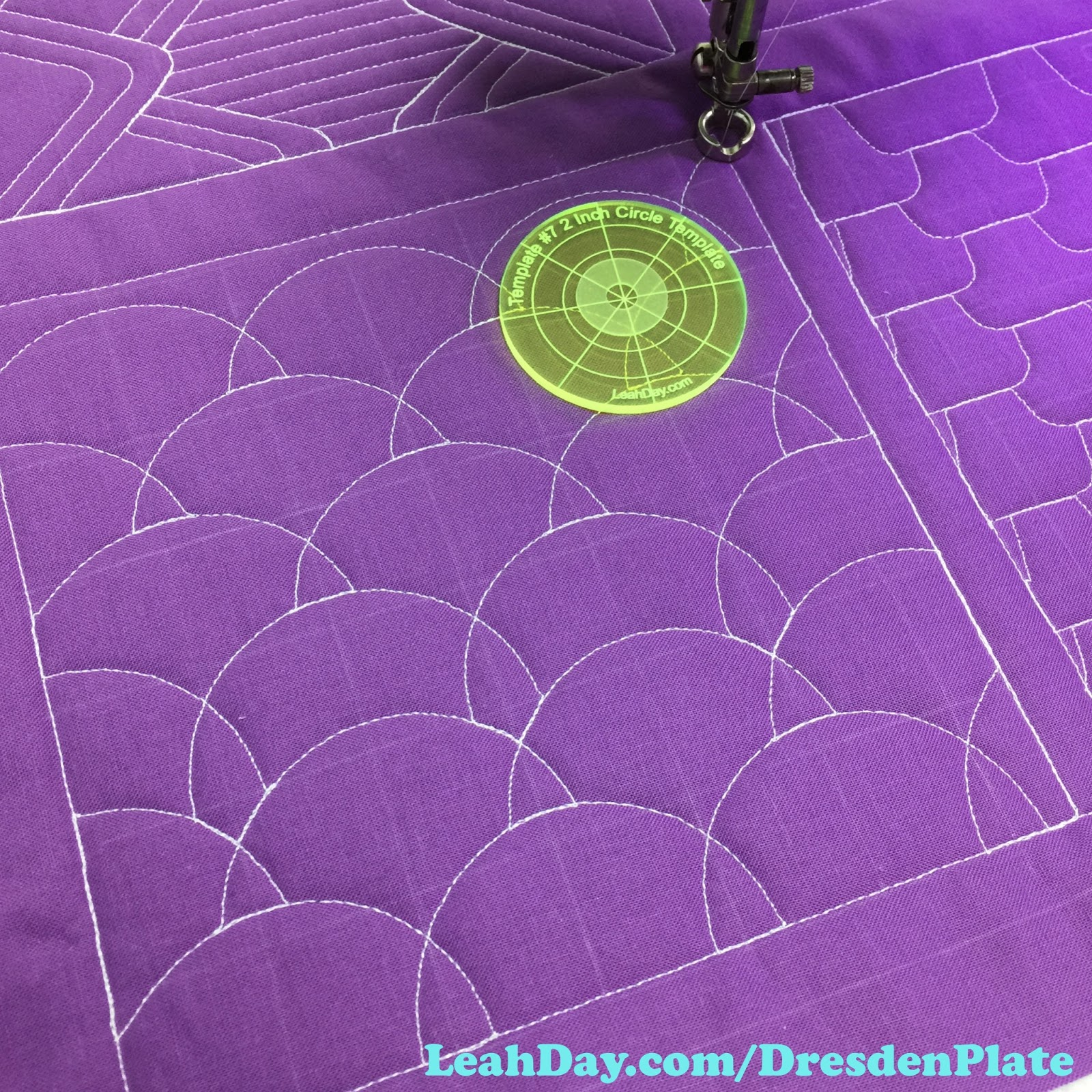 The free motion quilting project quilting basics 13 for Free motion templates