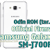 √ Official Firmware Samsung Galaxy J7 SM-J700F/DS