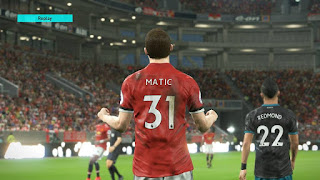 Update PES 2018 Smoke Patch X15 Terbaru 2018 Full