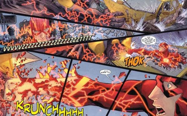 Apa Saja Kekuatan The Flash? - Bagian 2