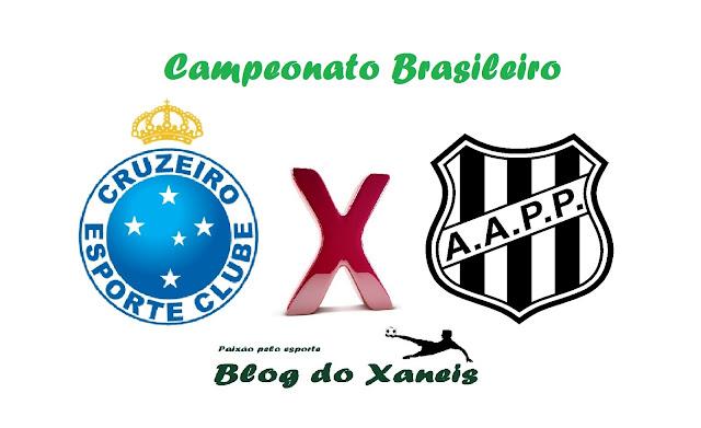 Cruzeiro x Ponte Preta Brasileirão Série A 08/10/2016, 21:00 Mineirão, Belo Horizonte, Minas Gerais