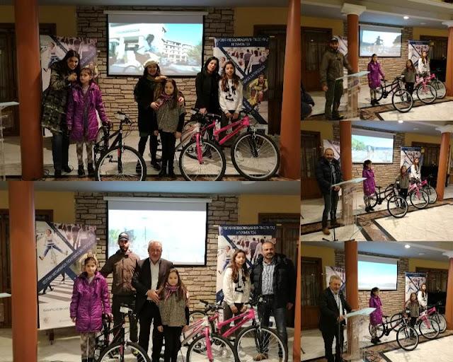 Ηγουμενίτσα: Δώρο 3 ποδήλατα από το Επιμελητήριο και το κατάστημα ProBike
