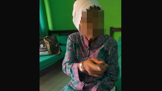 Astagfirullah, Tolak Naik Haji, Wanita Ini Lari-Lari Saat Jam Tidur Di Asrama Haji