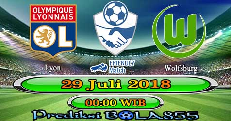 Prediksi Bola855 Lyon vs Wolfsburg 29 Juli 2018