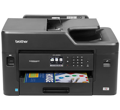 The Brother Business Smart Series is designed for maximum efficiency Brother MFC-J5330DW Driver Downloads