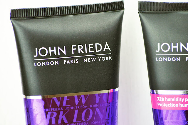 John Frieda Frizz Ease Forever Smooth Shampoo + Conditioner, and Extra Strength Serum Review