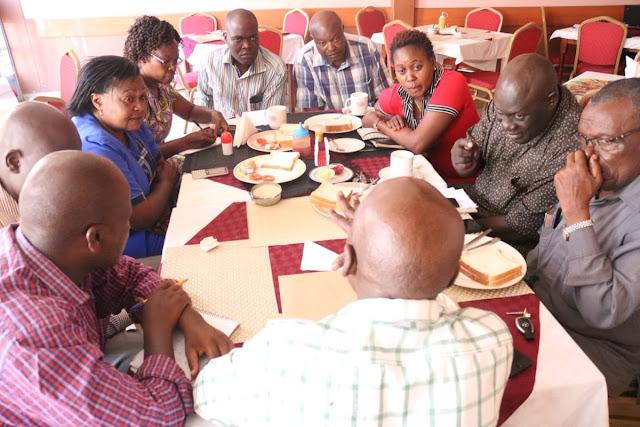 Kenyans Roast Boni Khalwale For Hosting 'Peasant' Breakfast