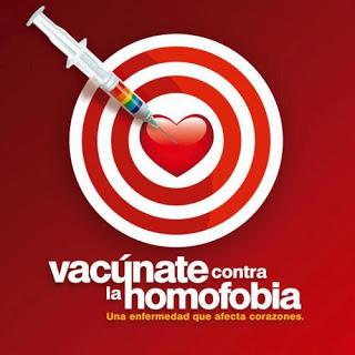 Vacunarse contra la homofobia