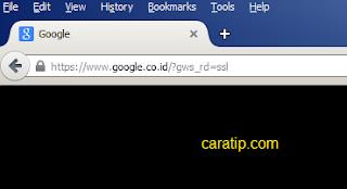 Cara Mengatasi Mozilla Firefox Blank Hitam/Black Screen