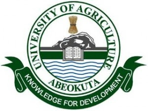 FUNAAB MAtriculates new students