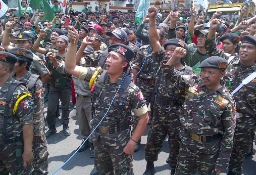 Banser NU akan Bantu Polisi Amanakan Aksi 4 November