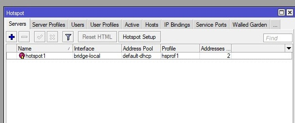 Membuat Hotspot Mikrotik Dan Melakukan Bloking Game Berdasarkan User