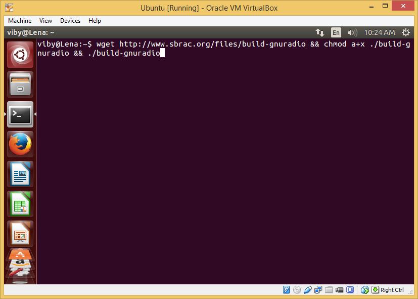 Maverix Tech: GNU Radio install in Ubuntu 14 04