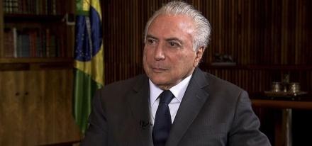 Temer libera R$ 200 milhões para conter greve de servidores em Roraima