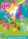 My Little Pony Wave 11 Cheese Sandwich Blind Bag Card