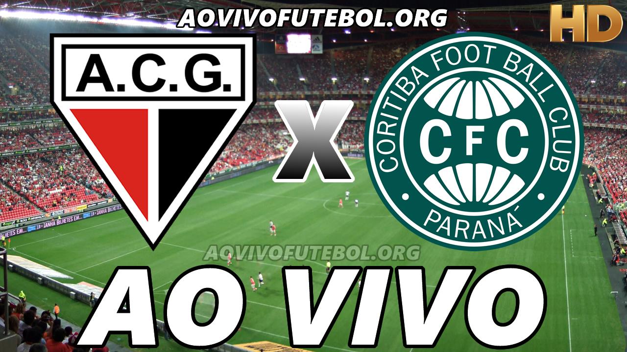 Assistir Atlético Goianiense vs Coritiba Ao Vivo HD