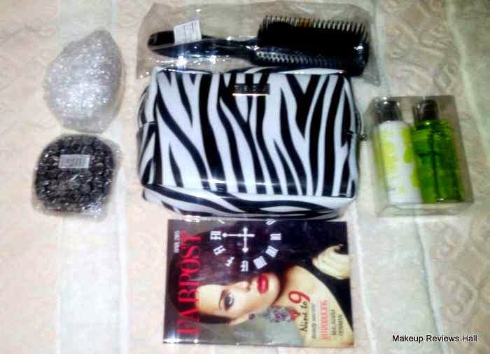 Fab Bag April 2015 Products