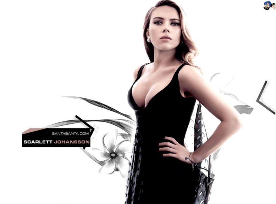 Scarlett Johansson Wallpaper Wallpapers Land