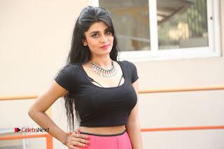 Telugu Actress Harini Stills at Dhyavudaa Movie Teaser Launch  0434.JPG