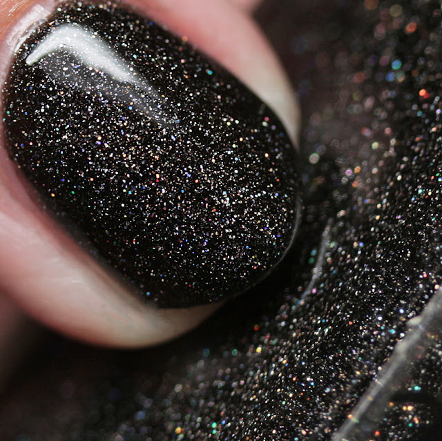 3 Oh! 7 Nail Lacquer Stardust