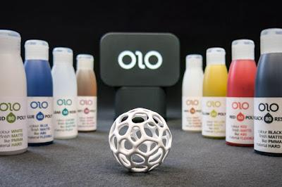 現正募資!OLO:你的智慧手機直接3D列印 數位時代