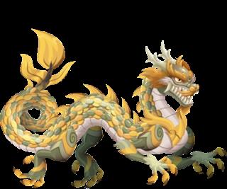 Dragón Marfil