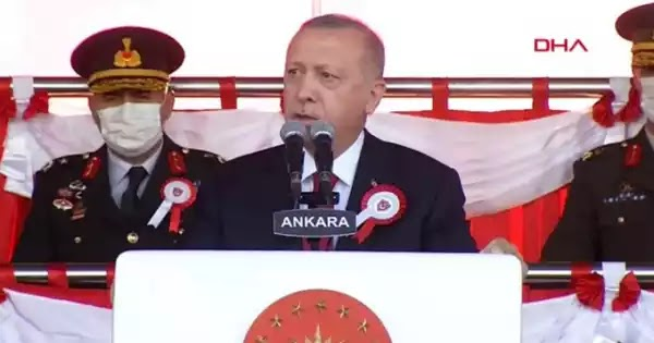 Ερντογάν: «Έχουν αποδεχθεί οι Έλληνες αυτό που θα τους συμβεί; - Ανίκανοι οι ηγέτες τους»!