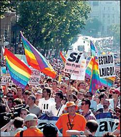 Quien aprobo el matrimonio gay en españa