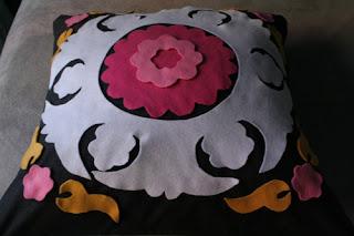 como decorar almohadones