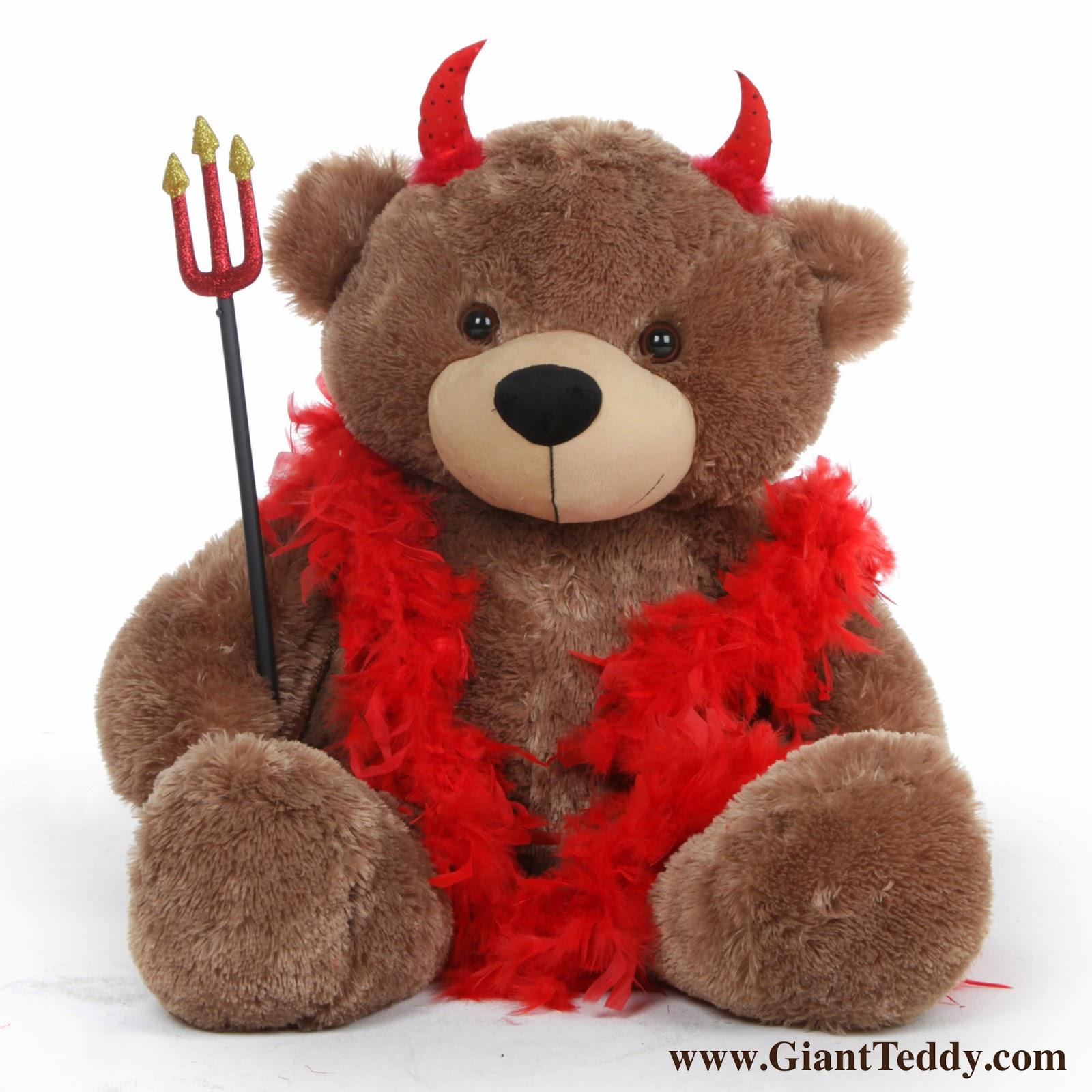 Giant Teddy Blog Giant Teddys Halloween Teddy Bears Are Spooky Fun