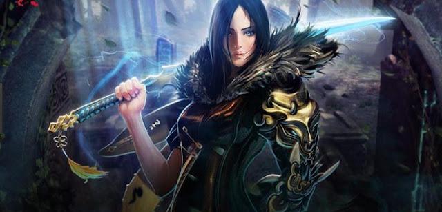 Blade & Soul level up
