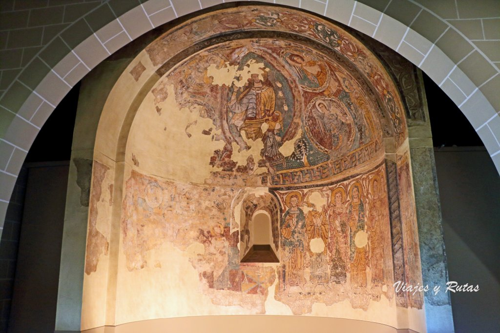 Museo diocesano de Jaca: San Juan de Ruesta