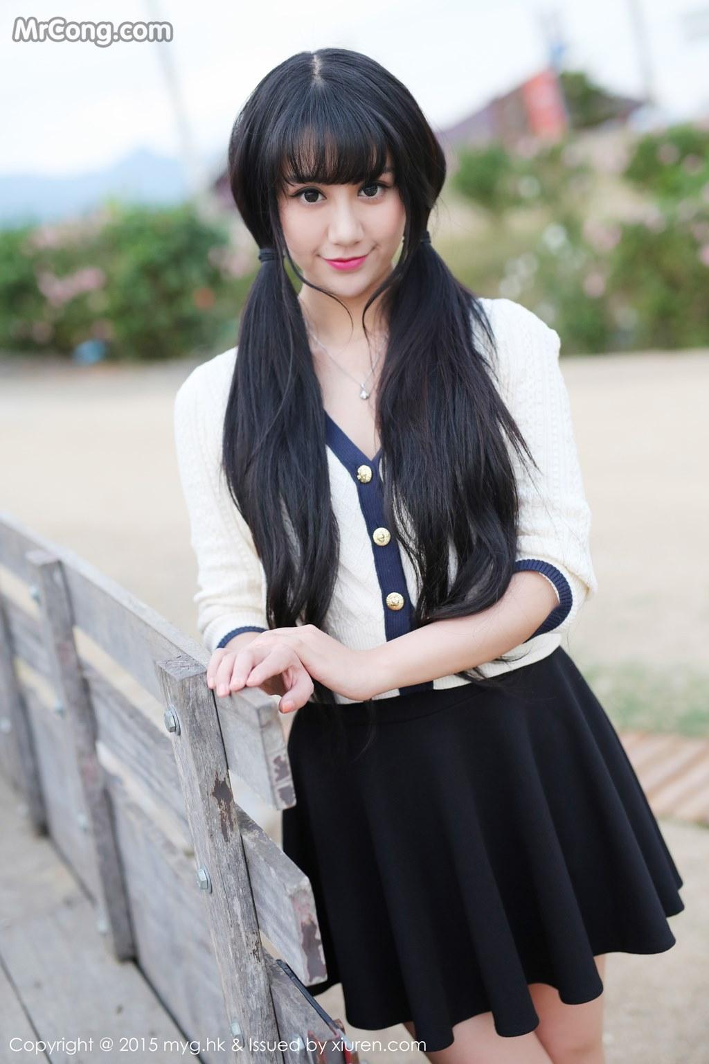 MyGirl Vol.102: Model Yang Xiao Qing Er (杨晓青儿) (61P)