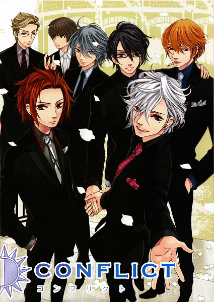 Brothers Conflict (2013) ταινιες online seires oipeirates greek subs