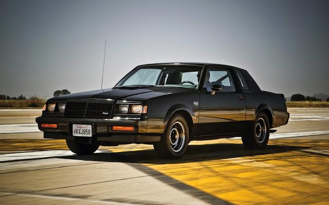 FAB WHEELS DIGEST (F.W.D.): Buick Regal Grand National & GNX (1984-87)
